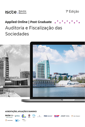 Applied online em Auditoria e Fiscalizacao das Sociedades