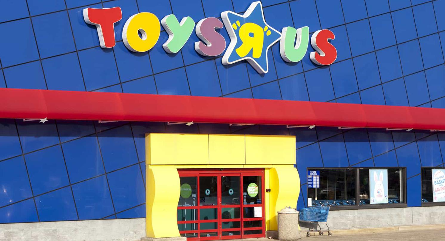 Toys R Us Iberia