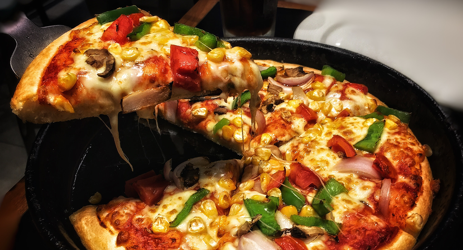 E quando entregar pizzas se torna num negocio dificilmente facil
