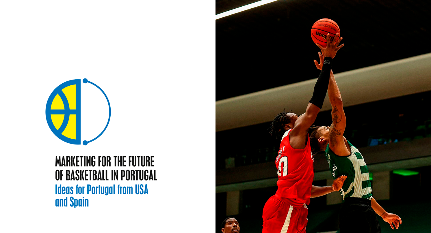 Real Life Master Class Marketing for the future of basketball in Portugal banner