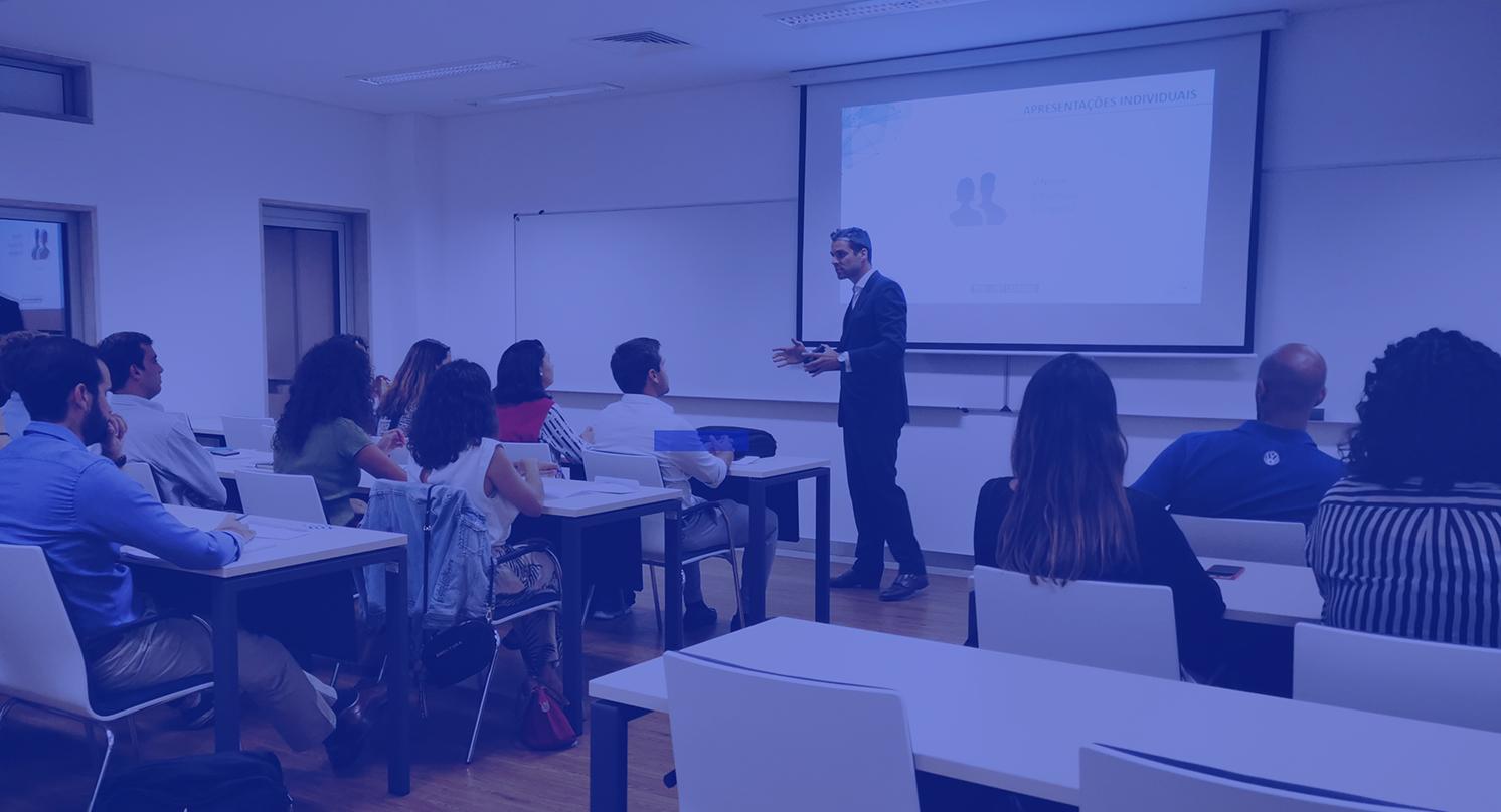 Sessao de apresentacao Executive Master Gestao de Programas e Projetos