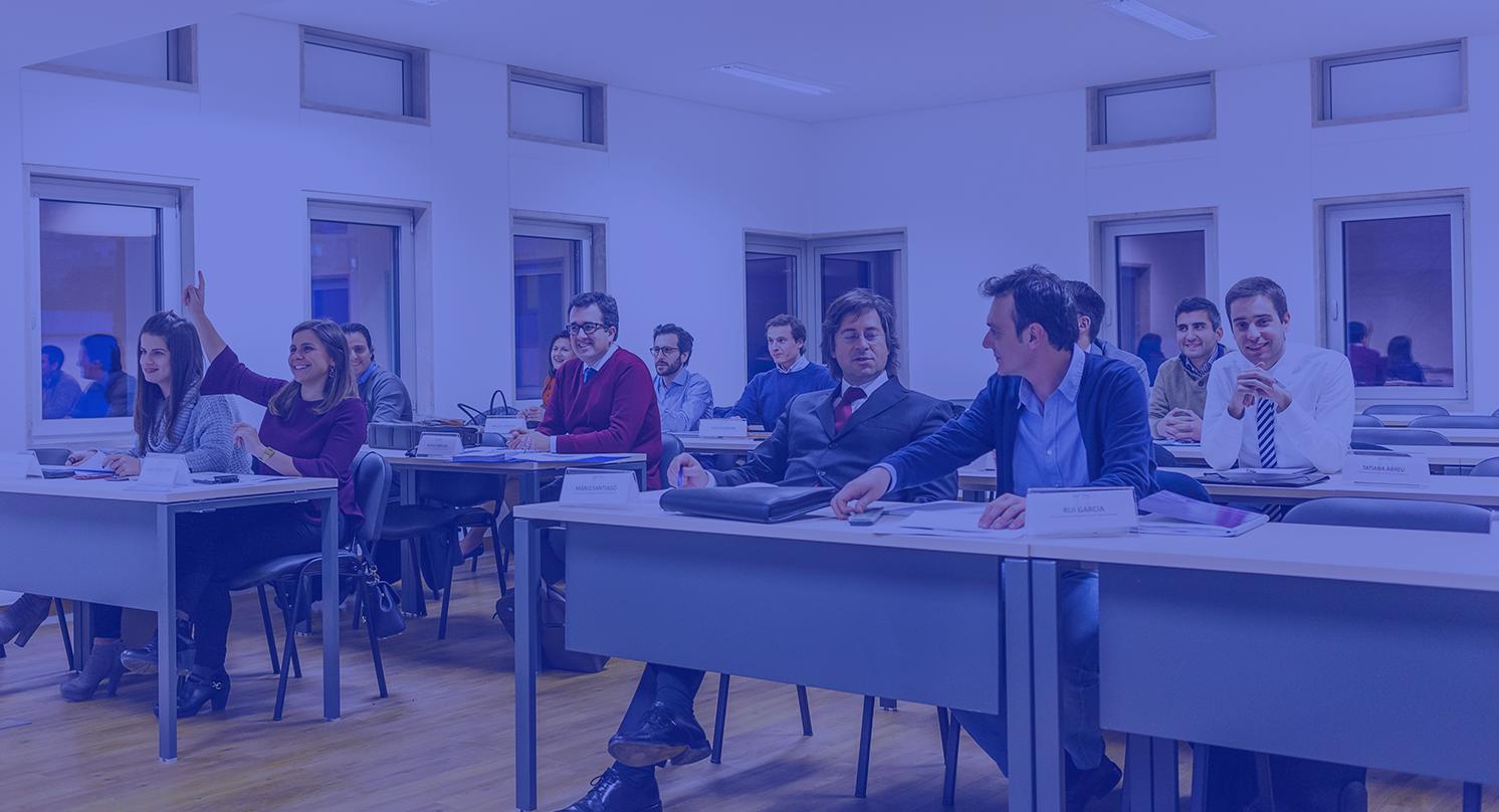 Sessao de apresentacao Executive Master Marketing Management