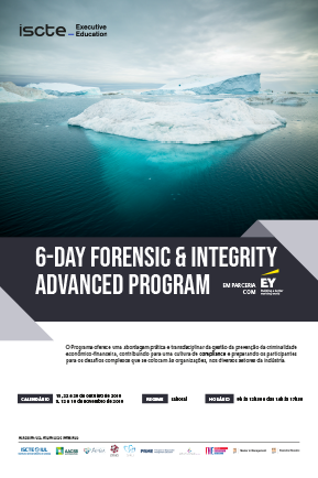 6 day forensic & Integrity Advanced Program