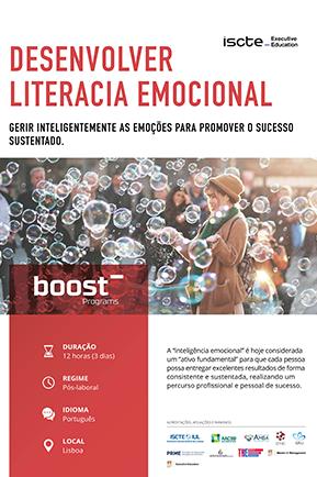 desenvolver literacia emocional mini brochura