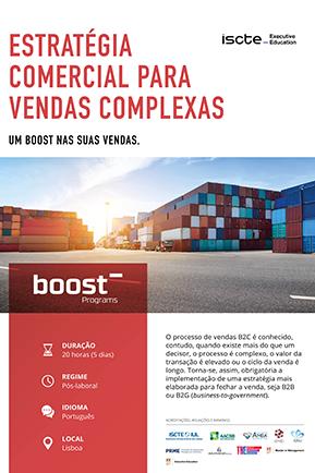 estrategia comercial para vendas complexas mini brochura