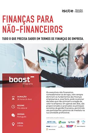 finanças para não financeiros mini brochura