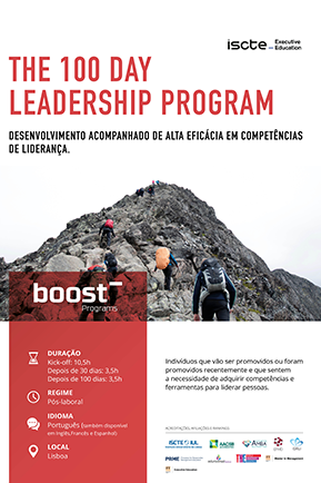 the 100 day leadership program mini brochura