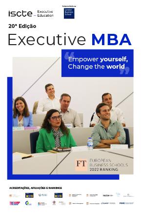 Executive MBA mini brochura PT