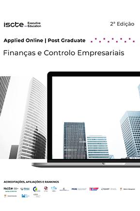 Mini brochura Financas e Controlo empresariais