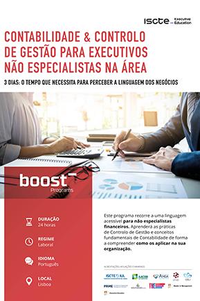 contabilidade & controlo de gestao para executivos mini brochura