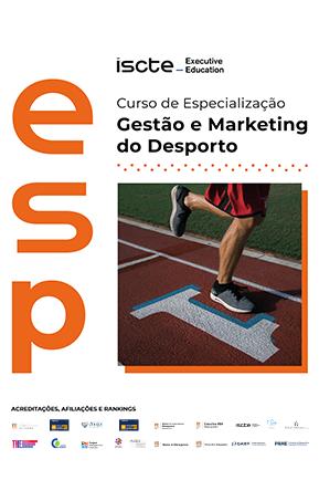especializacao em gestao e marketing do desporto mini brochura