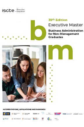 Business Administration for Non-management graduates mini brochura