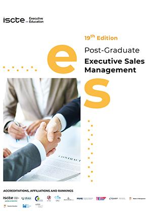 Executive Sales Management Mini Brochura