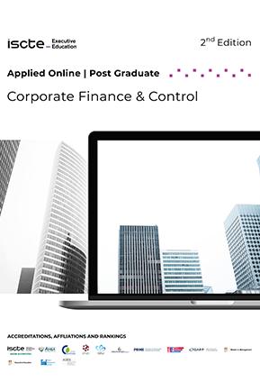 applied online in Corporate Finance & Control mini brochura