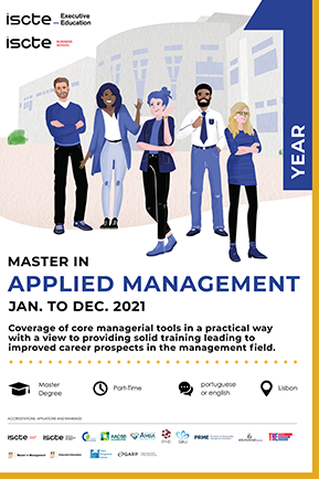 master in applied in management mini brochura