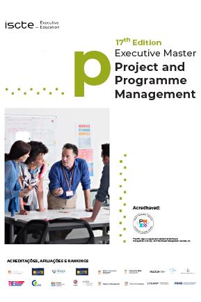 project management mini brochura